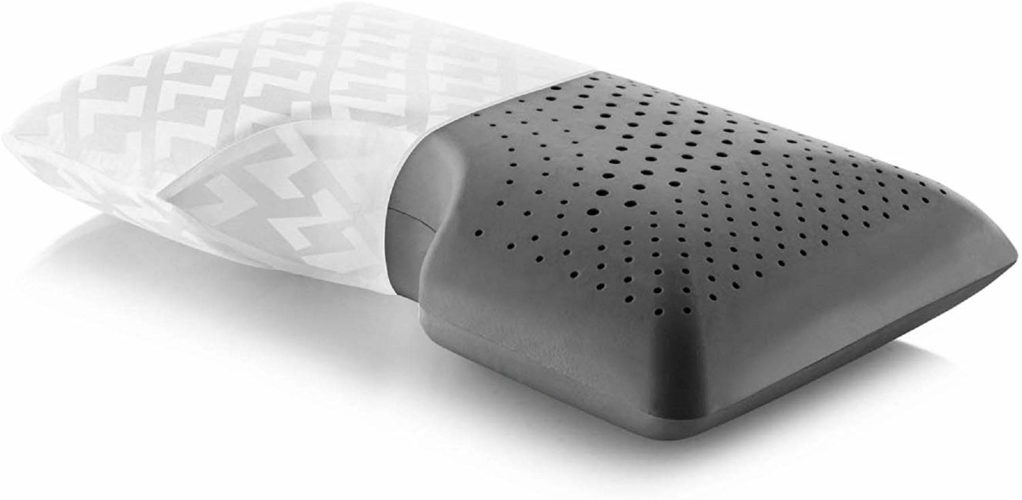 MALOUF Z Shoulder Zoned Dough Memory Foam Pillow